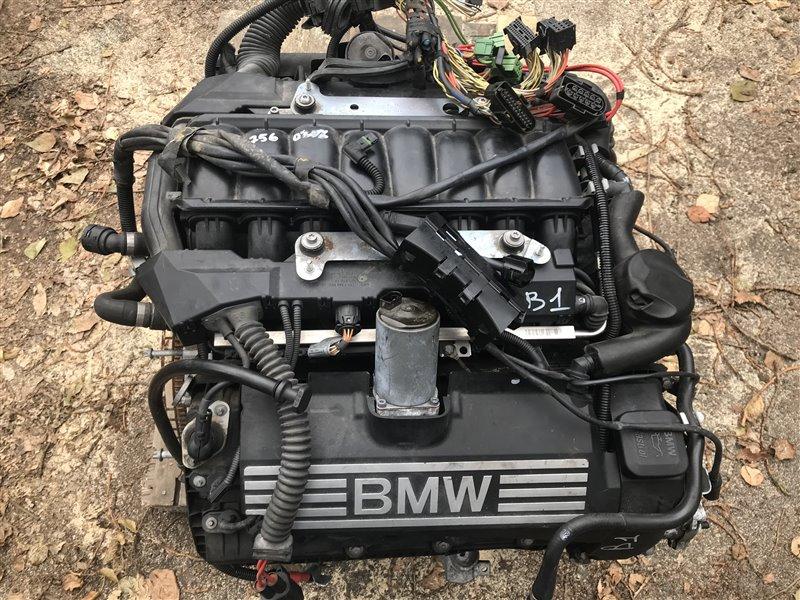 Двигатель Bmw 7-Series E65 N62B40A 2007