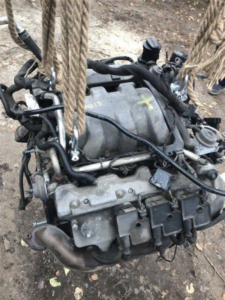 Двигатель Mercedes-Benz M-Class W163 W163 112.970 2004