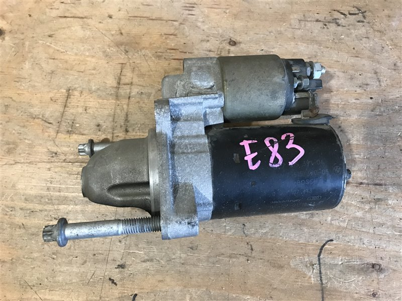 Стартер Bmw X3 E83 M54B25 2005