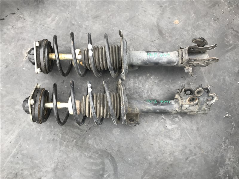 Амортизатор Mercedes-Benz A-Class W169 W169 266.940 2007 передний