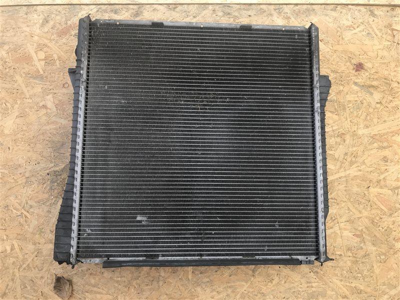 Радиатор двс Bmw X5 E53 M54B30 2005