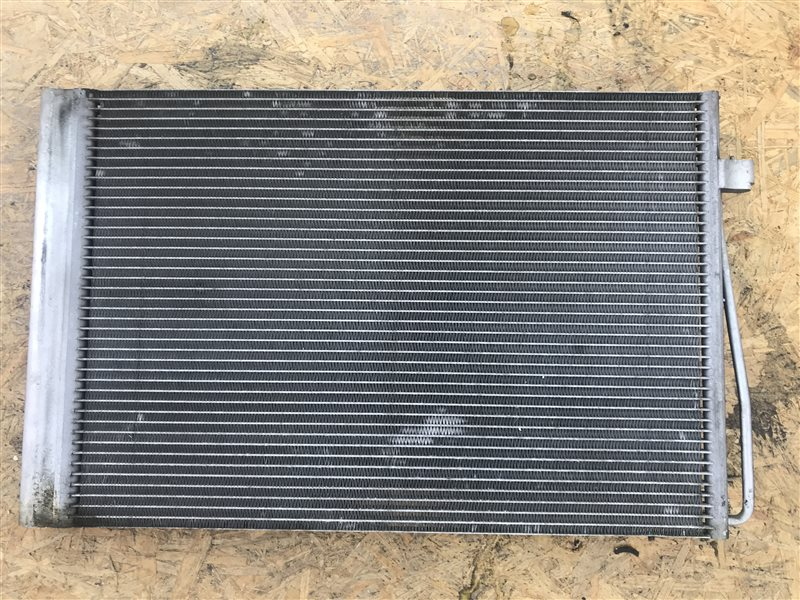Радиатор кондиционера Bmw 7-Series E65 N62B40A 2007