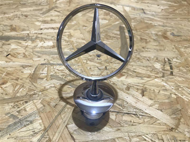 Эмблема прицел на капот Mercedes-Benz C-Class W203 W203 272.920 2006