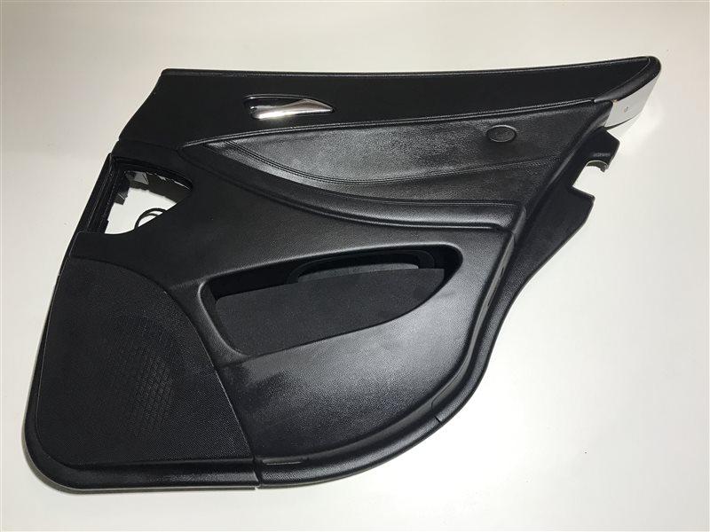 Обшивка двери Mercedes-Benz Cls-Class W219 W219 задняя правая