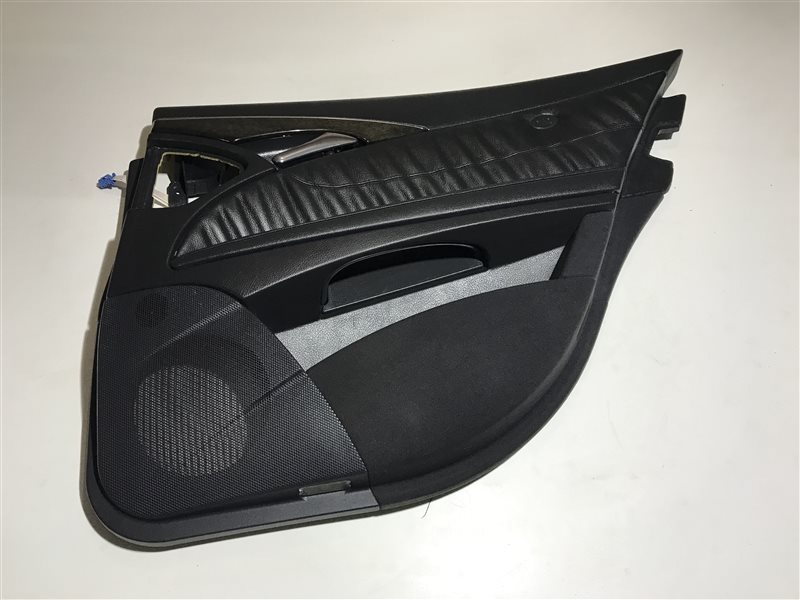 Обшивка двери Mercedes-Benz E-Class W211 W211 задняя правая