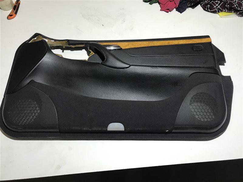 Обшивка двери Mercedes-Benz Cl-Class C215 W215 C215 W215 113.960 2002 передняя правая