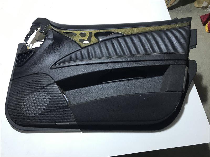 Обшивка двери Mercedes-Benz E-Class W211 W211 передняя правая