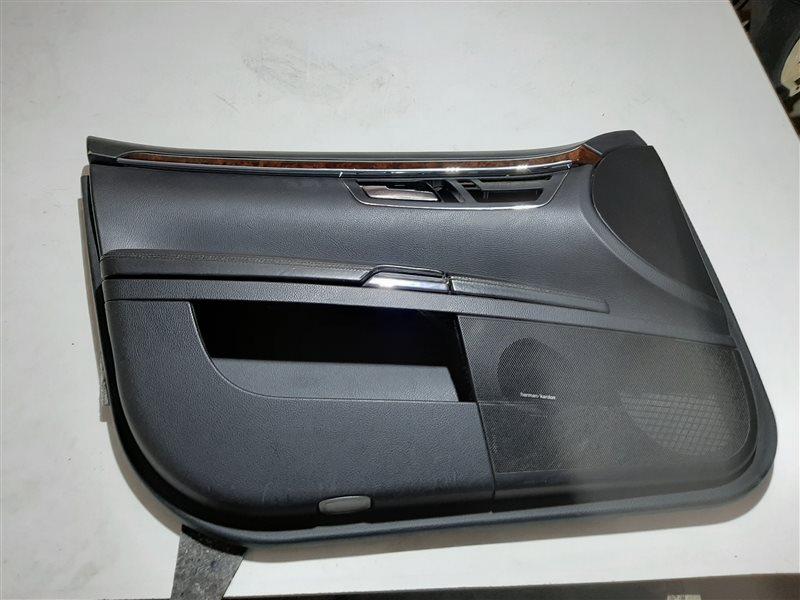 Обшивка двери Mercedes-Benz S-Class W221 W221 передняя левая
