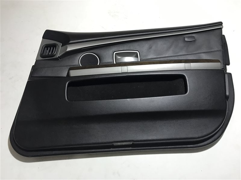 Обшивка двери Bmw 7-Series E65 передняя правая