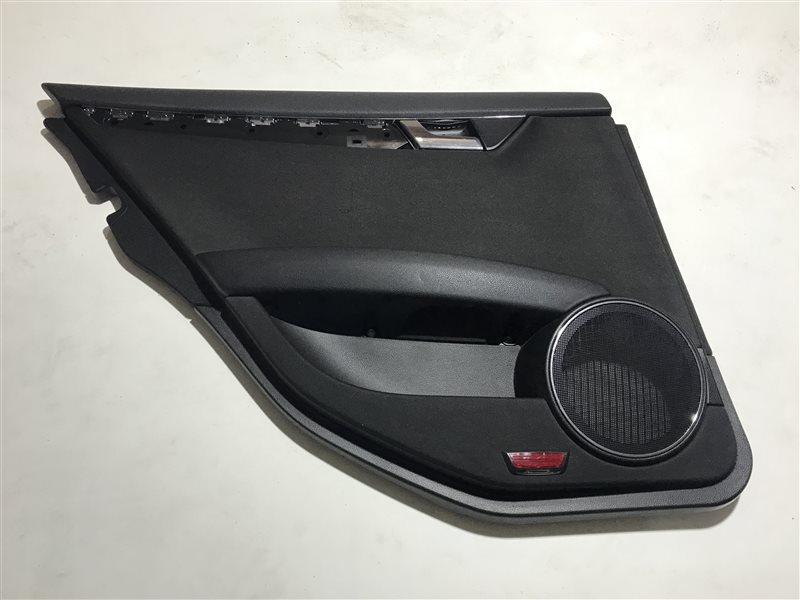 Обшивка двери Mercedes-Benz C-Class W204 W204 задняя левая