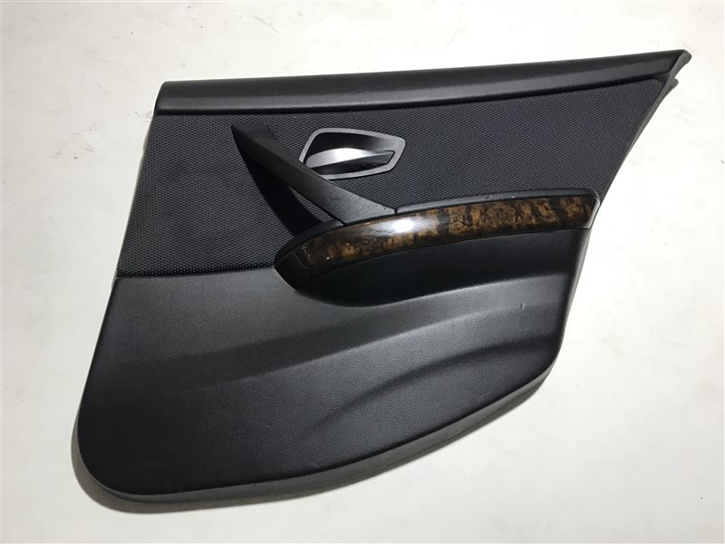 Обшивка двери Bmw 3-Series E90 задняя правая