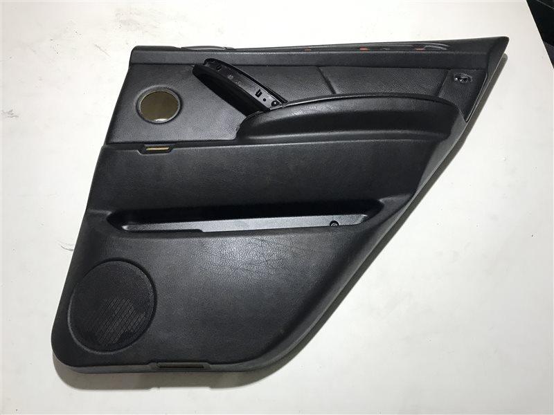 Обшивка двери Bmw X5 E53 задняя правая