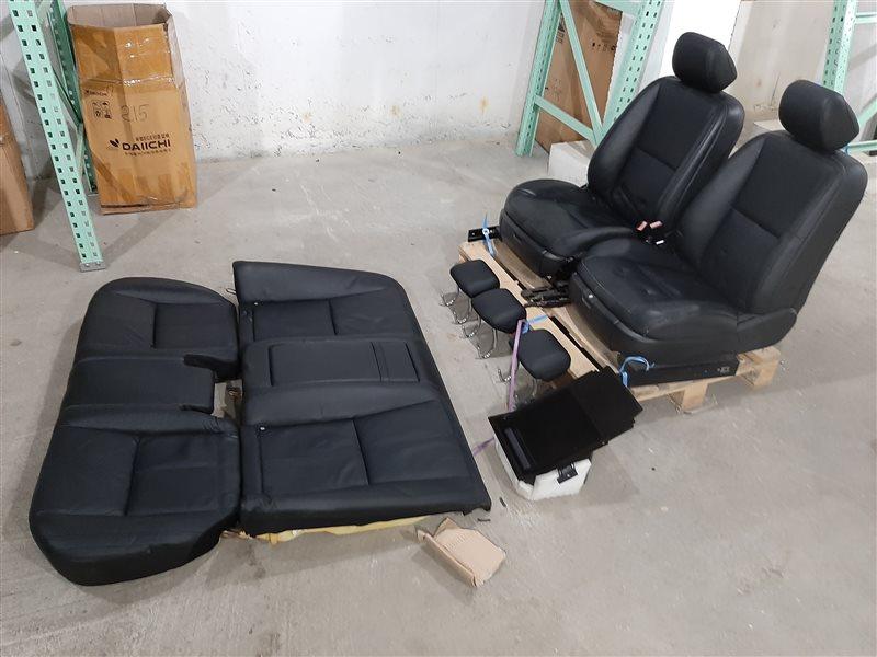 Комплект сидений Mercedes-Benz S-Class W221 W221 272.965 2006