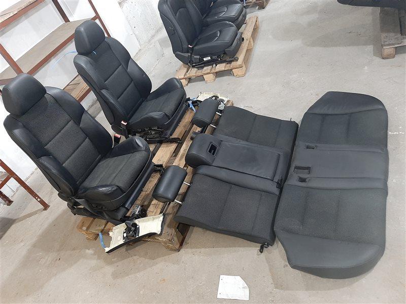 Комплект сидений Bmw 5-Series E60 N52B25A 2006