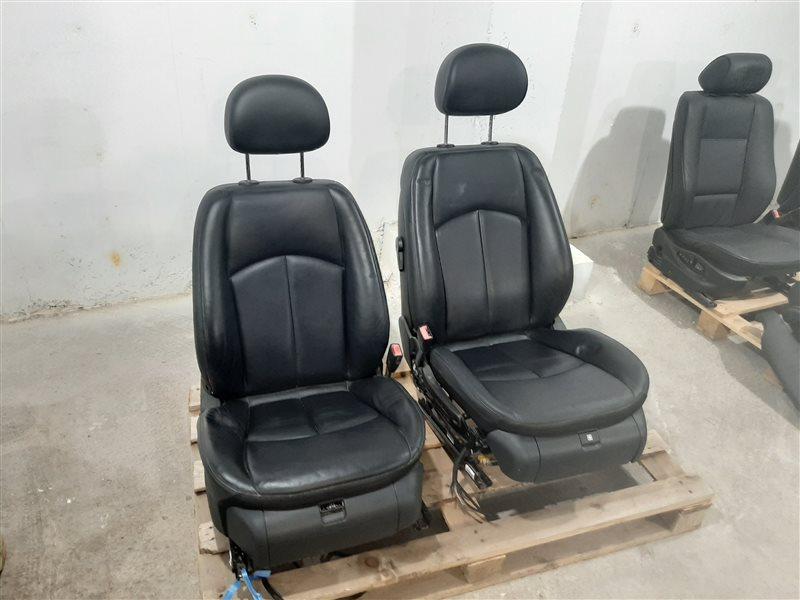 Комплект сидений Mercedes-Benz E-Class W211 W211 112.949 2003 передний