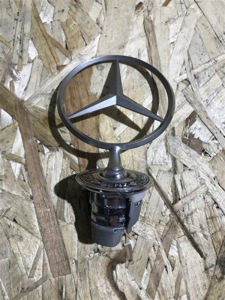 Эмблема прицел на капот Mercedes-Benz