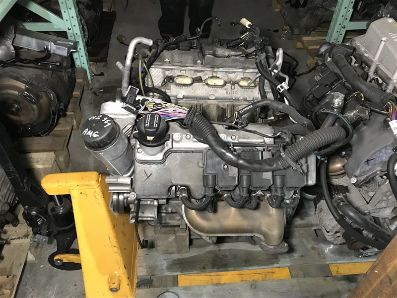 Двигатель Mercedes-Benz C-Class W203 C32 Amg W203 112.961 2001