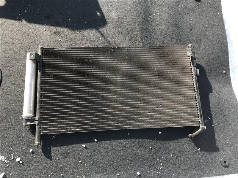 Радиатор кондиционера Subaru Forester SG5 EJ205 2004