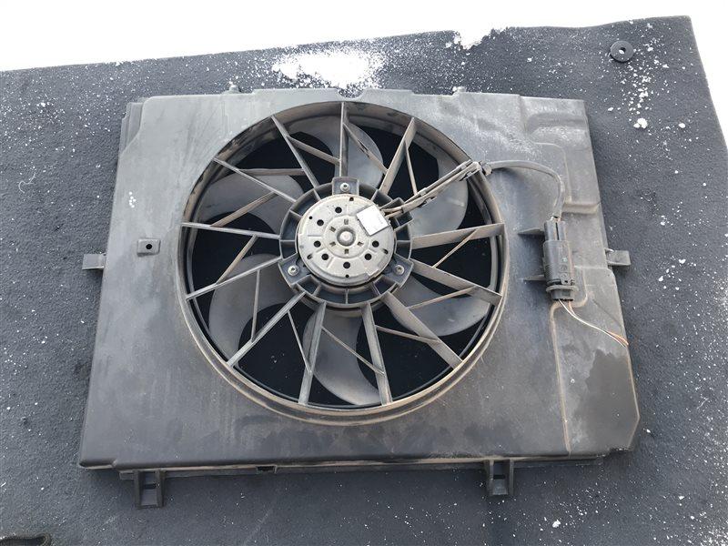 Вентилятор радиатора Mercedes-Benz E-Class W210 W210