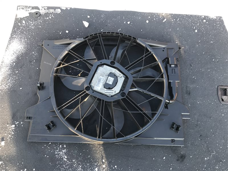 Вентилятор радиатора Mercedes-Benz Cls-Class W219 W219 C219 273.960 2008