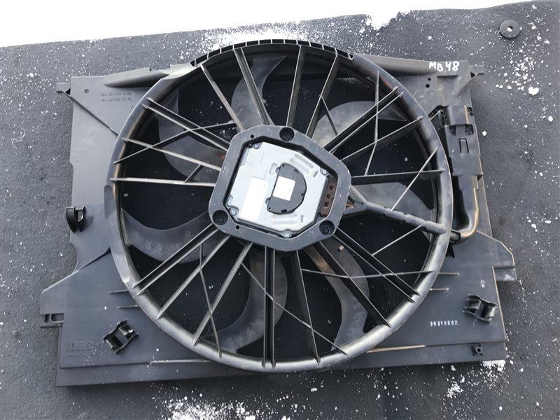 Вентилятор радиатора Mercedes-Benz E-Class W211 W211 642.920 2009