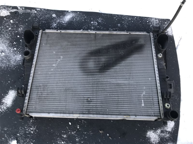 Радиатор двс Mercedes-Benz Cl-Class C215 W215 C215 W215 113.960 2002