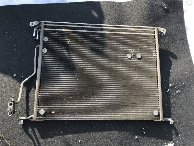 Радиатор кондиционера Mercedes-Benz Cl-Class C215 W215 C215 W215 113.960 2002