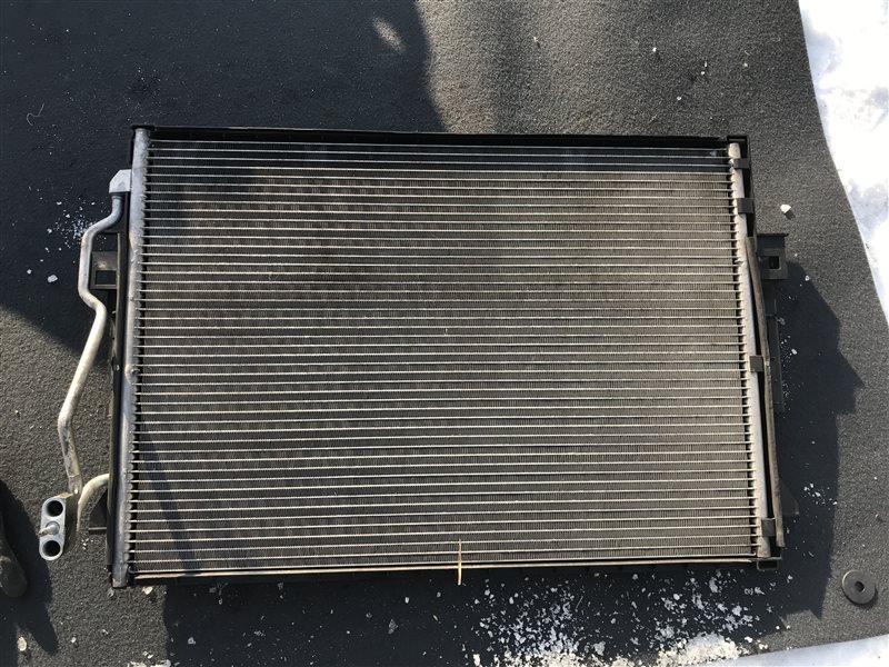 Радиатор кондиционера Mercedes-Benz S-Class W221 W221 273.961 2007