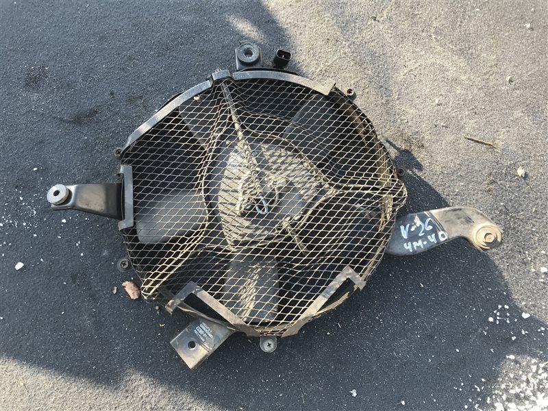 Вентилятор радиатора Mitsubishi Pajero V26 4M40 1993