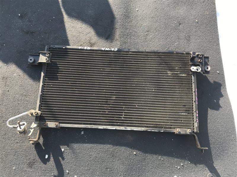 Радиатор кондиционера Mitsubishi Pajero V26 4M40 1993