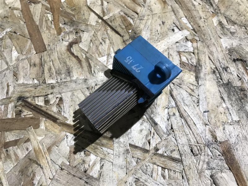 Регулятор вентилятора печки Bmw X5 E53 N62B44 2005