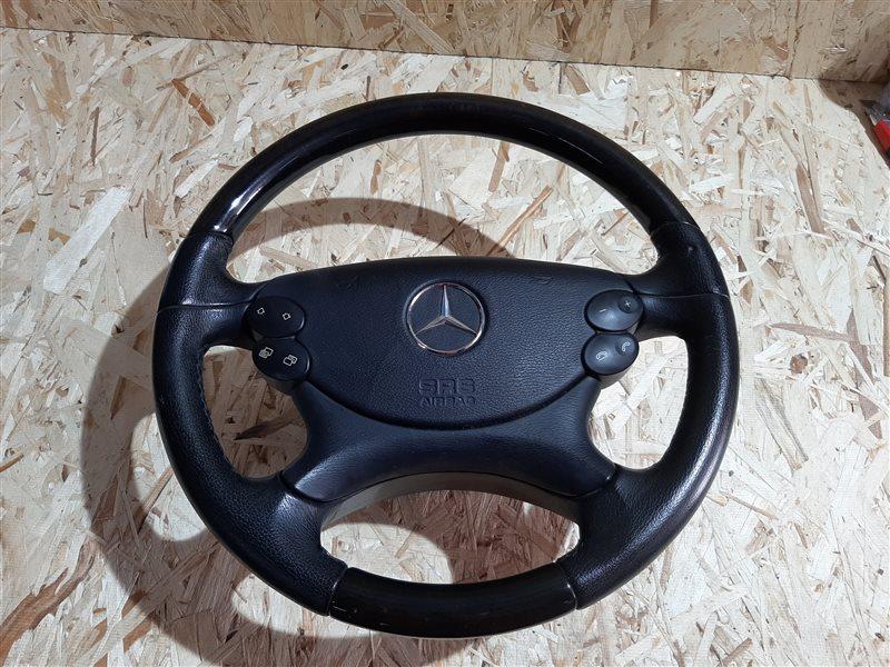 Руль Mercedes-Benz Cls-Class W219 W219 C219 113.967 2005