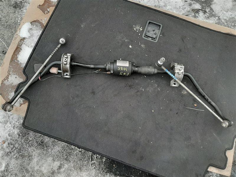 Стабилизатор активный Bmw 7-Series E65 N62B48B 2007 передний