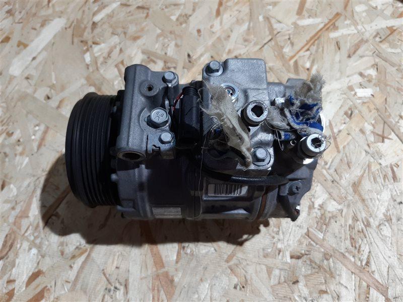 Компрессор кондиционера Mercedes-Benz M-Class W164 W164 272.967 2006