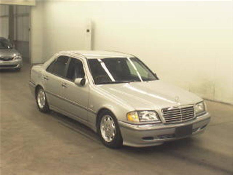 Редуктор Mercedes-Benz C-Class W202 W202 112.920 1999 задний