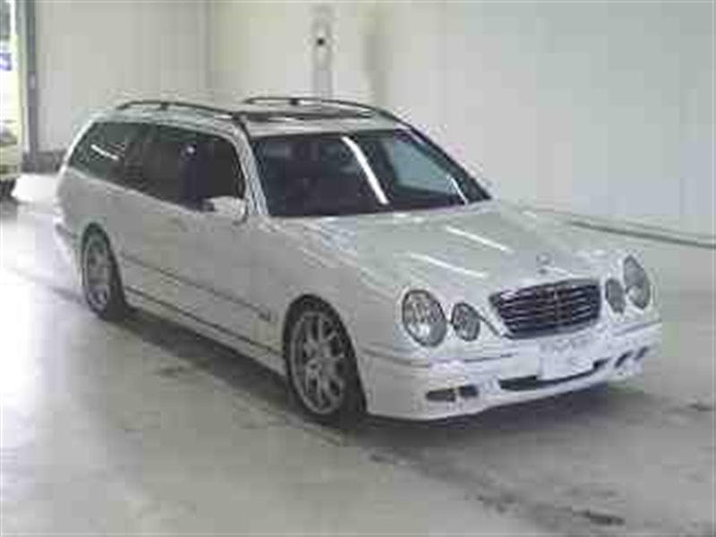 Двигатель Mercedes-Benz E-Class W210 W210 112.914 2001