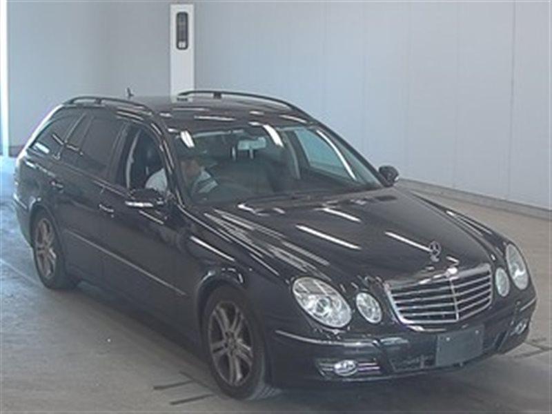 Редуктор Mercedes-Benz E-Class W211 W211 272.964 2007 задний