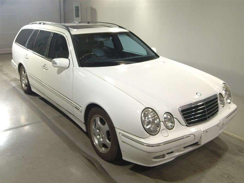 Двигатель Mercedes-Benz E-Class W210 W210 112.941 2001