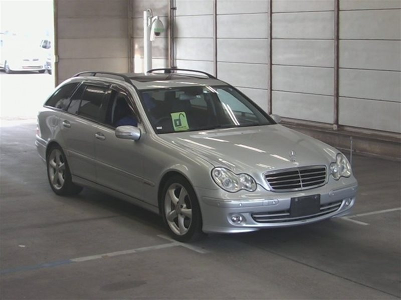 Двигатель Mercedes-Benz C-Class W203 W203 272.920 2007