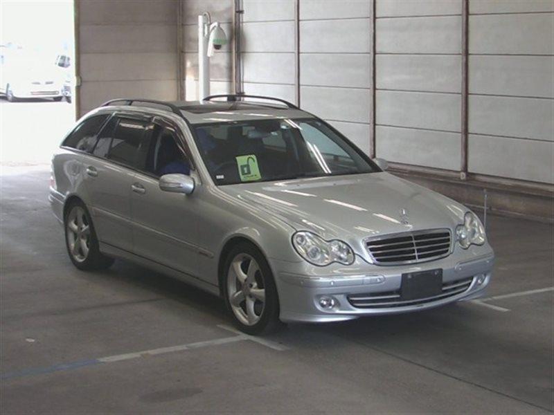 Редуктор Mercedes-Benz C-Class W203 W203 272.920 2007 задний
