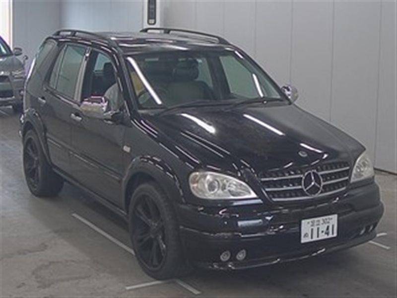 Двигатель Mercedes-Benz M-Class W163 W163 112.942 1998