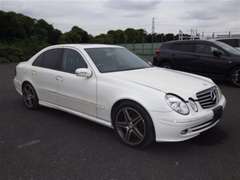 Двигатель Mercedes-Benz E-Class W211 W211 112.949 2002