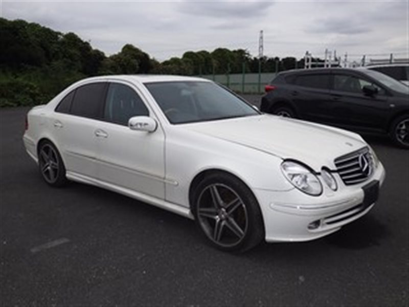 Акпп Mercedes-Benz E-Class W211 W211 112.949 2002