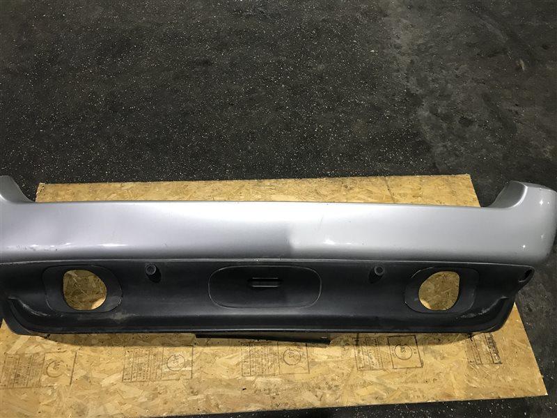 Бампер Bmw X5 E53 M54B30 2005 задний