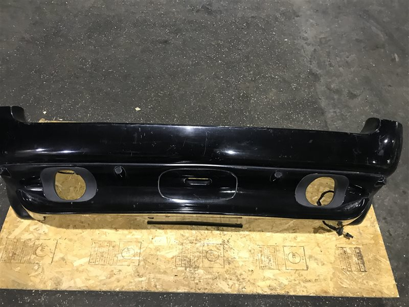 Бампер Bmw X5 E53 M54B30 2004 задний