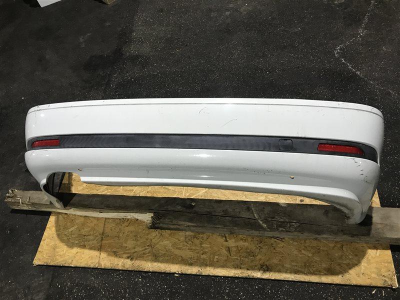 Бампер Bmw 3-Series E46 N42B20A 2003 задний