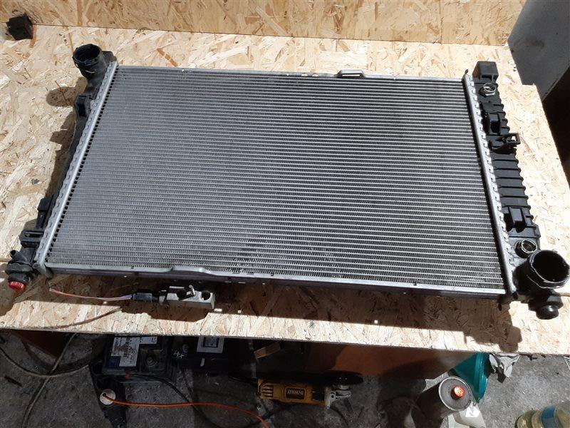 Радиатор двс Mercedes-Benz C-Class W203 W203 112.916 2003
