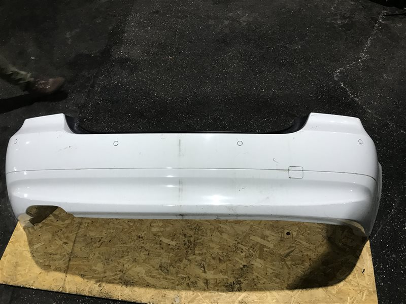 Бампер Bmw 3-Series E90 N52B25A 2006 задний