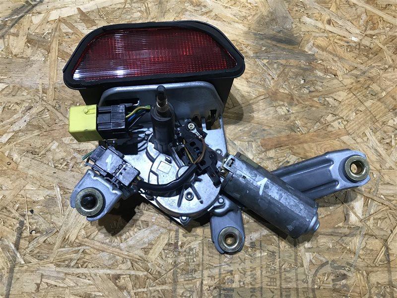 Мотор дворников Mercedes-Benz M-Class W163 W163 112.942 1998 задний