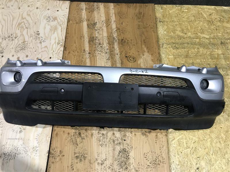 Бампер Bmw X5 E53 M54B30 2005 передний